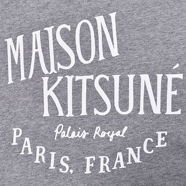 TEE-SHIRT PALAIS ROYAL/GRAY