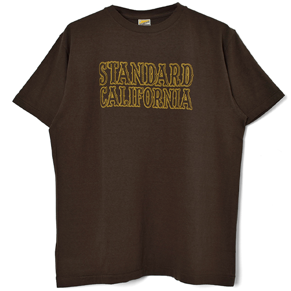 SD Basic Logo T/BROWN
