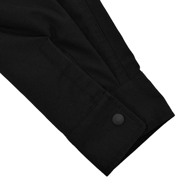 SD Coolmax Stretch Duck Field Shirt/BLACK
