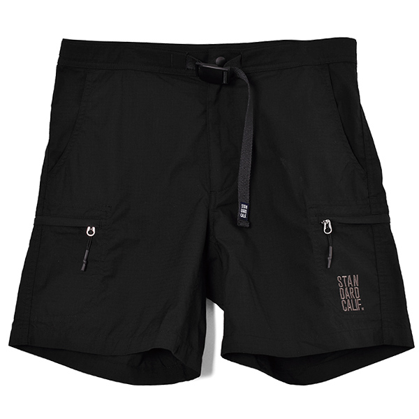 SD Coolmax Stretch Ripstop Easy Cargo Shorts/BLACK