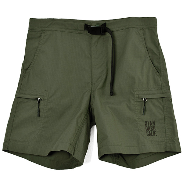 SD Coolmax Stretch Ripstop Easy Cargo Shorts/OLIVE