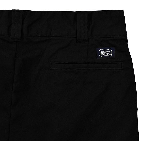 SD Coolmax Stretch Twill Work Pants/BLACK