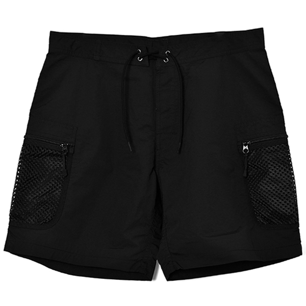 SD Field Board Shorts/BLACK