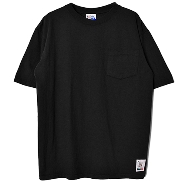 SD Heavyweight Pocket T/BLACK