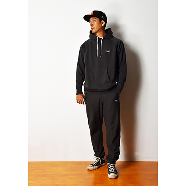 SD Pima Cotton Sweat Pants/CHARCOAL