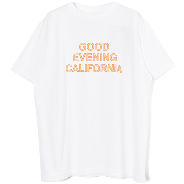 SD Good Evening California T/WHITE