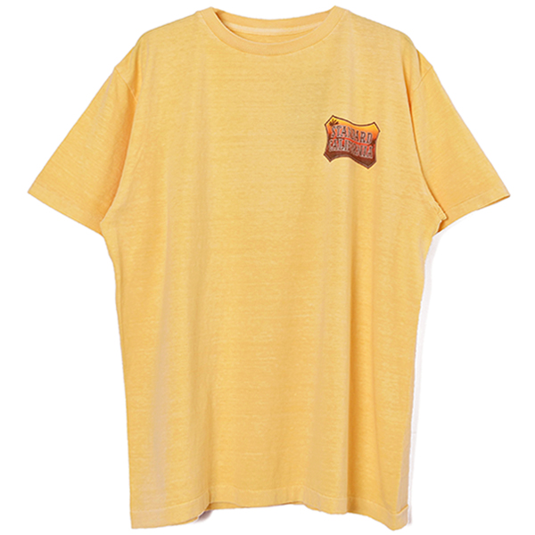 SD Sunset Shield Logo T/YELLOW