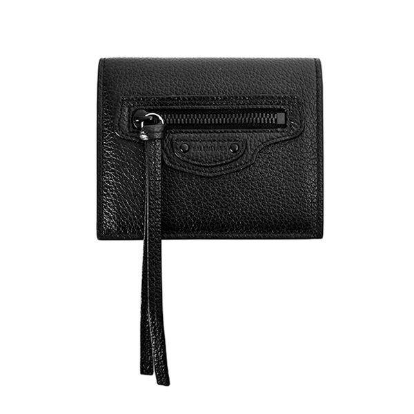 COIN POUCH&CARD HOLDER/BLACK