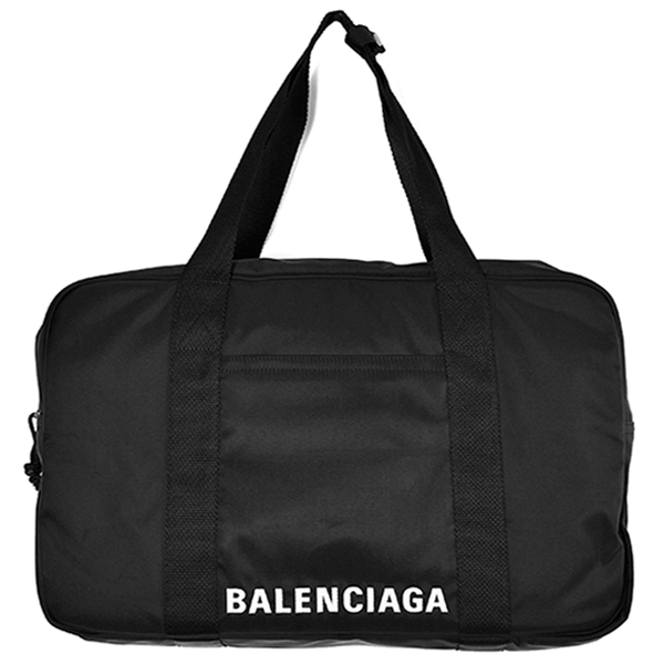 WHEEL DUFFLE BAG/BLACK(641480-H853X)