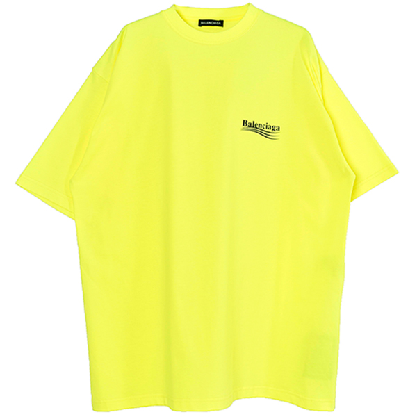 Large Fit T-Shirt/YELLOW(641675-TJVF7)