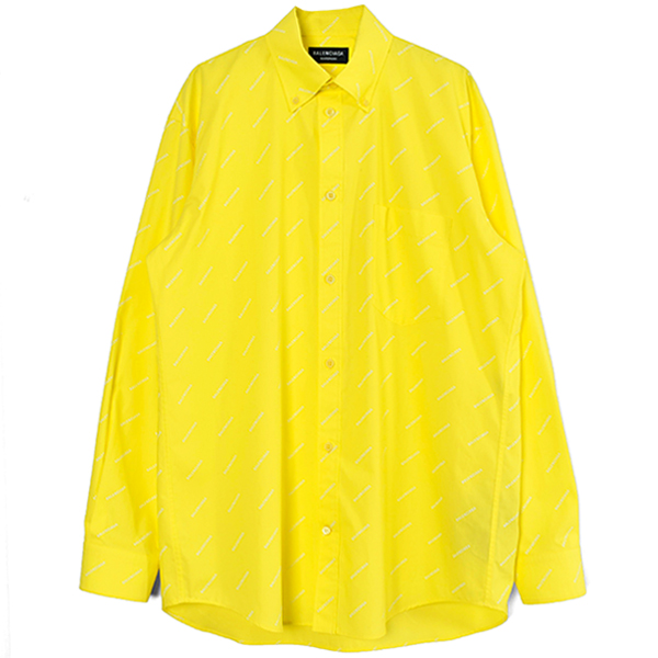L/S Normal Fit Shirt/YELLOW(534333-TBL96000)