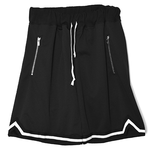 Basket Shorts/BLACK(MC-211-13)
