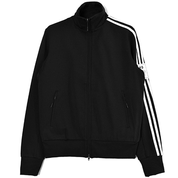M 3 STP TRACK JACKET/BLACK(H16347)