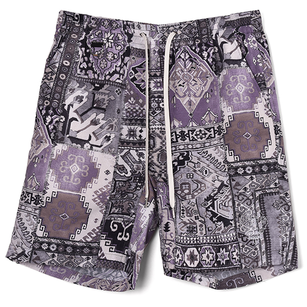 DOTAIR T.PRINT PANTS/PURPLE(21SGP-03)