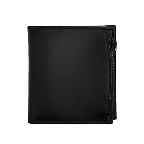 LEATHER WALLET/BLACK(S35UI0438PS935)