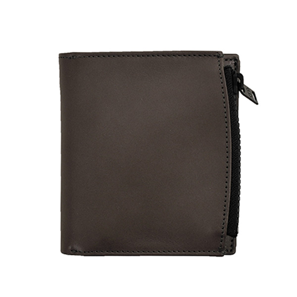 LEATHER WALLET/GRAY(S35UI0438PS935)