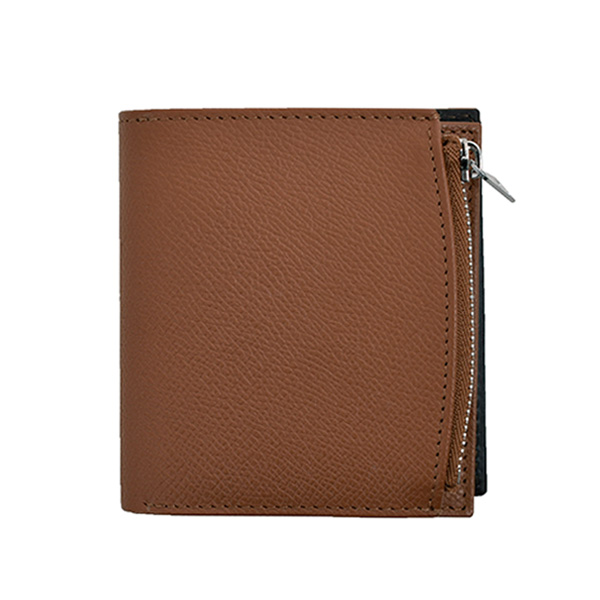 LEATHER WALLET/BROWN(S35UI0438P0399)