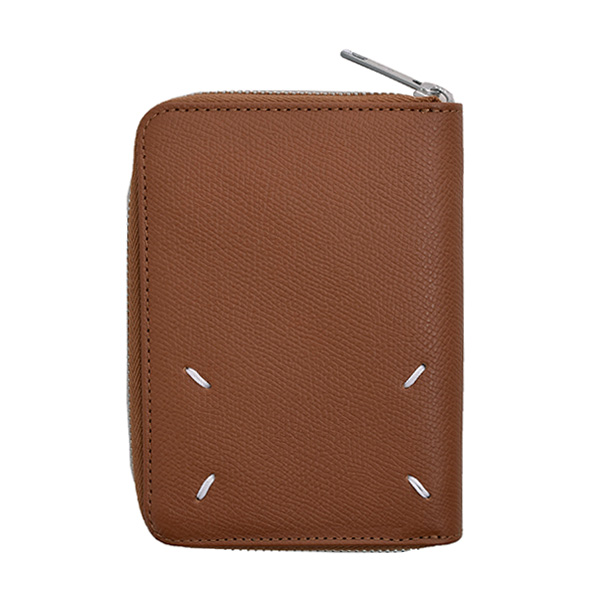 LEATHER WALLET/BROWN(S55UI0187P0399)