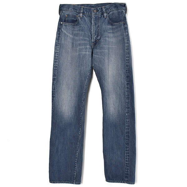 SD Denim Pants S905 Vintage Wash/INDIGO