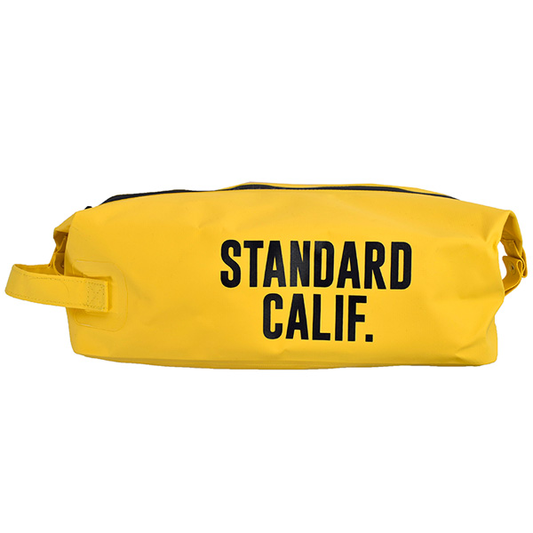 HIGHTIDE × SD Dopp Kit Bag Large/YELLOW