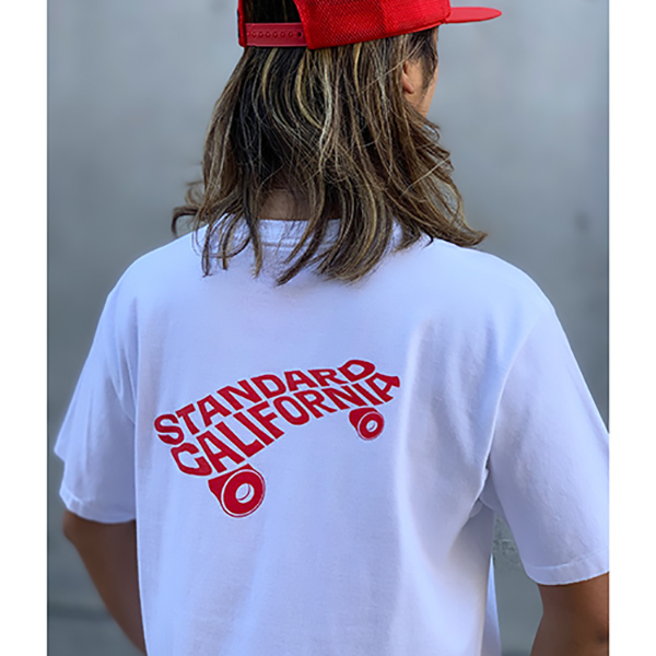 SD Stay Stoked T/WHITE