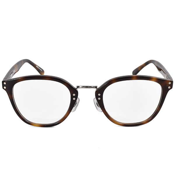 KANEKO OPTICAL × SD Glasses Type 5/BROWN/CLEAR