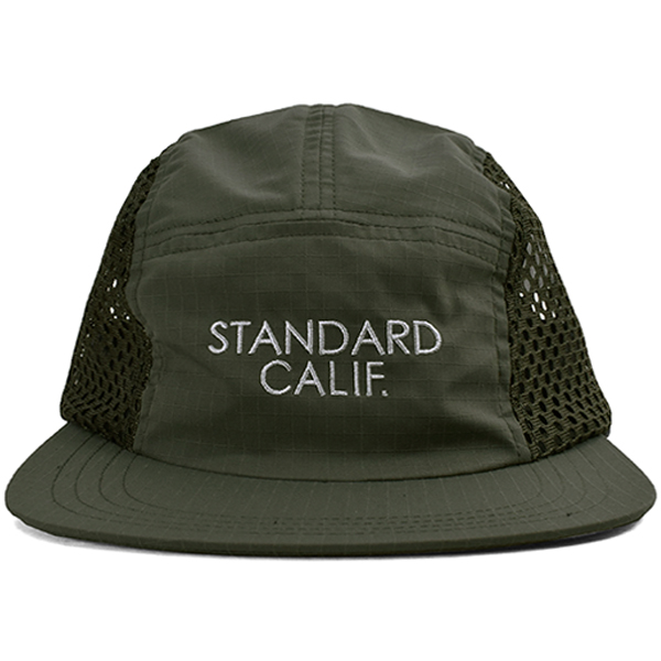 SD Coolmax Stretch Ripstop Camp Cap/OLIVE
