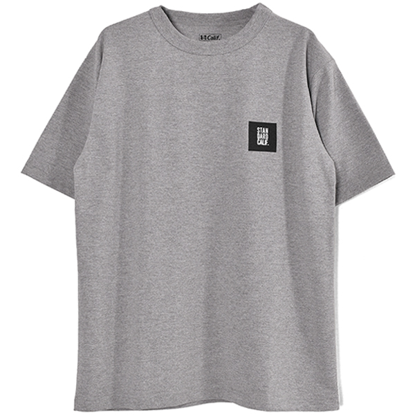 TECH DRY BOX LOGO T/GRAY