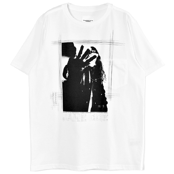 jane doe's portrait.1(s/s tee)/WHITE(sc.0475SS21)