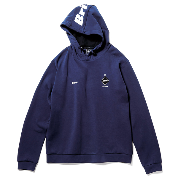SWEAT PULLOVER HOODIE(FCRB-210021)