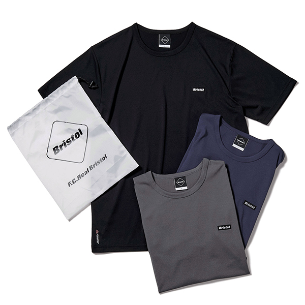POLARTEC POWER DRY 3PACK TEE(FCRB-210034)