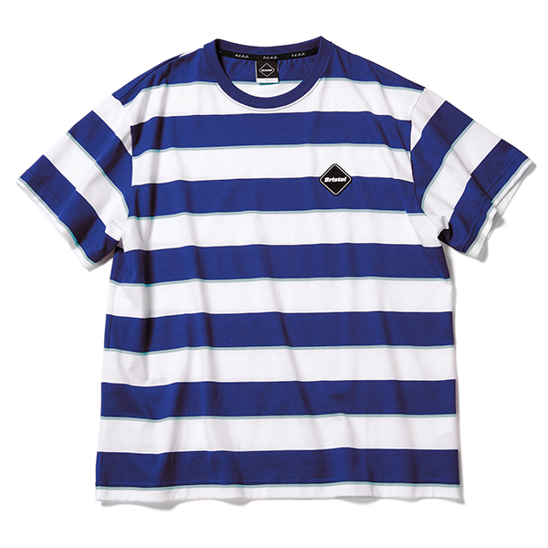S/S BORDER TEE(FCRB-210071)
