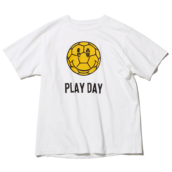 PLAY DAY TEE(FCRB-210081)