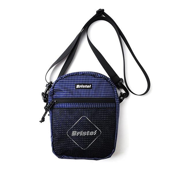 FRONT MESH POUCH(FCRB-210090)