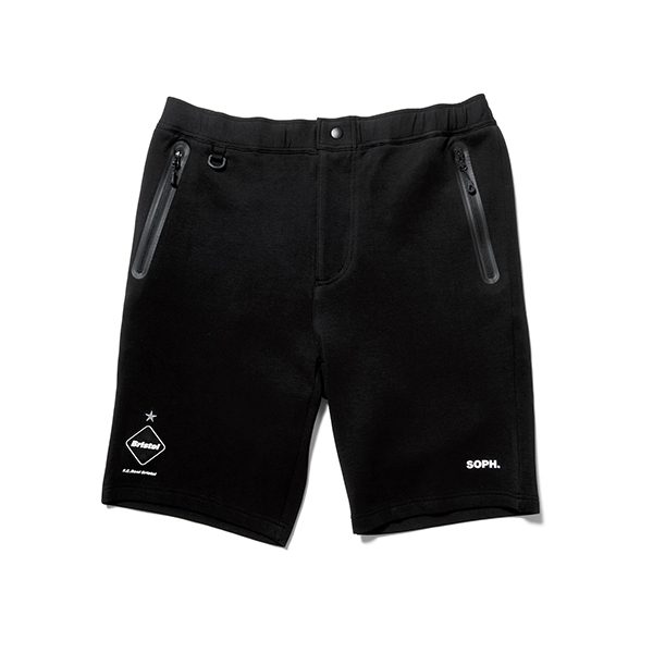 SWEAT TRAINING SHORTS(FCRB-210025)