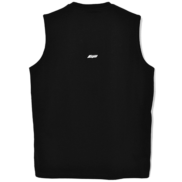 active logo tank/BLACK