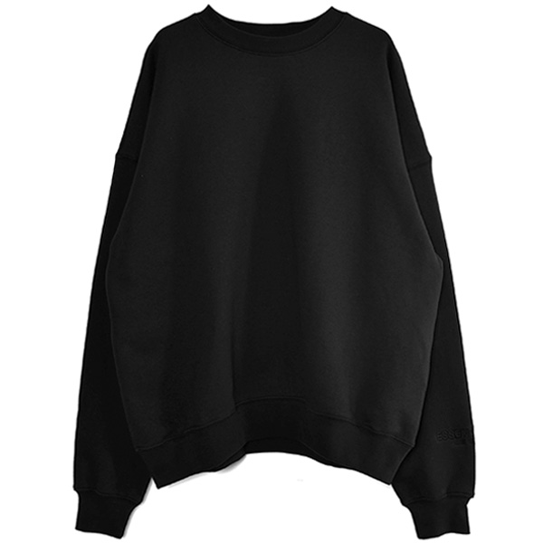 3M LOGO CREW SWEAT/BLACK