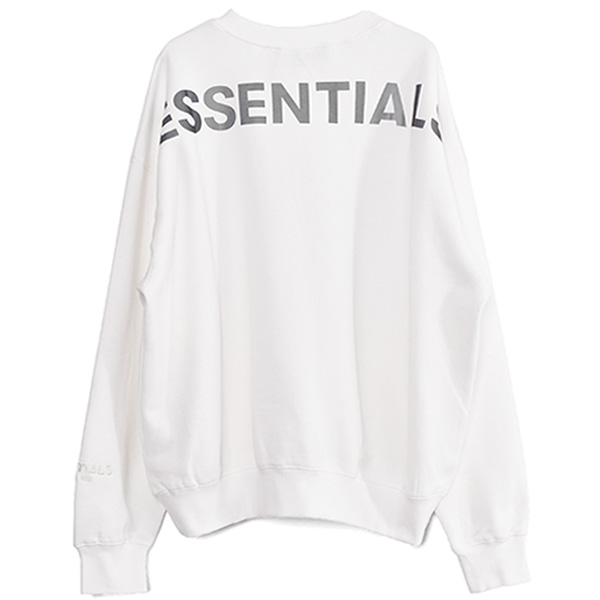 3M LOGO CREW SWEAT/WHITE