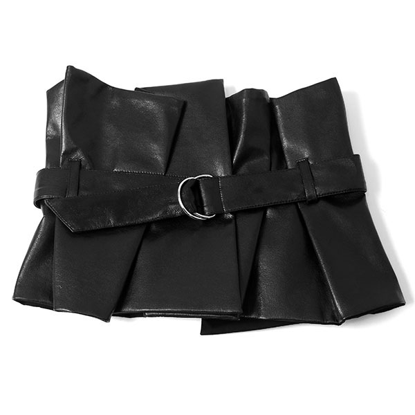 ECOLEATHER ORI-BELT/BLACK