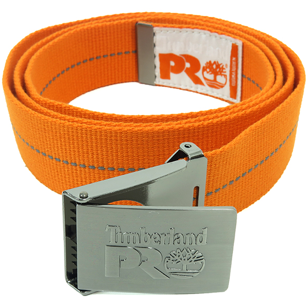 [N.HOOLYWOOD×Timberland PRO] BELT/ORANGE