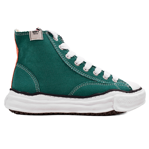 original sole canvas hitop sneaker/MULTI
