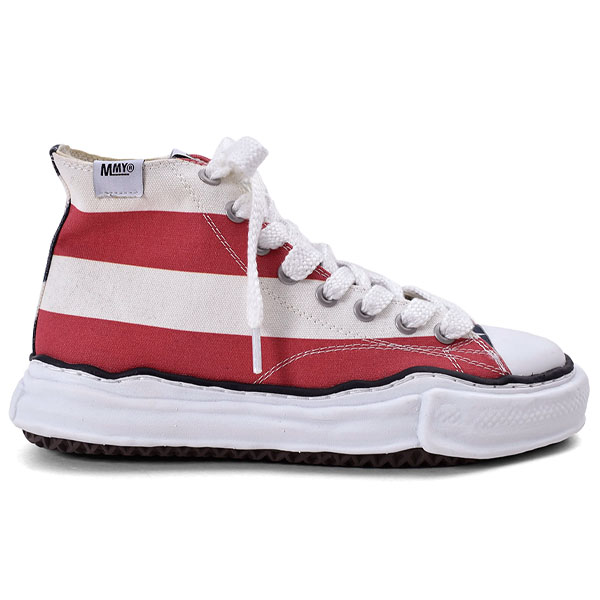 Original sole Stars and Stripes Hi top sneaker/MULTI