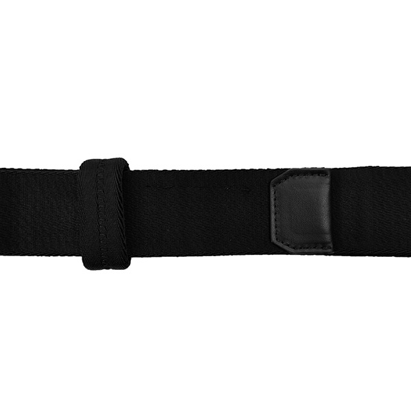 BIG METAL BUCKLE BELT/BLACK