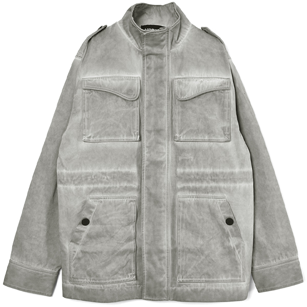 FADE-OUT FIELD JACKET/STONE