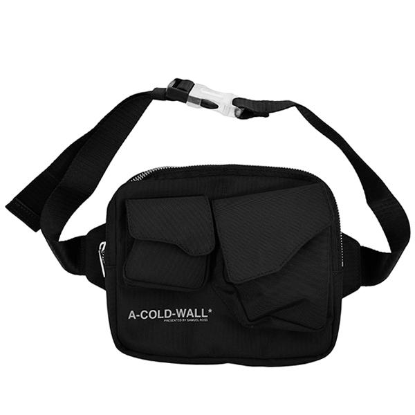ABDOMEN BAG/BLACK