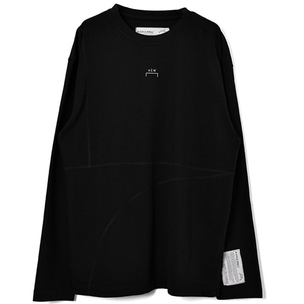 CORE OVERLOCK LS/BLACK