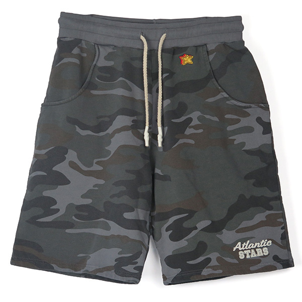 SWEAT SHORTS/DARK GRAY(AMS1809)