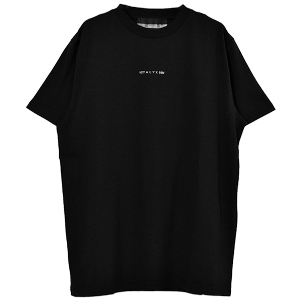 S/S TEE VISUAL/BLACK