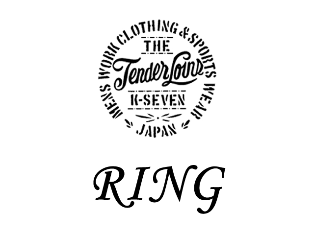 T-$ RING/SILVER
