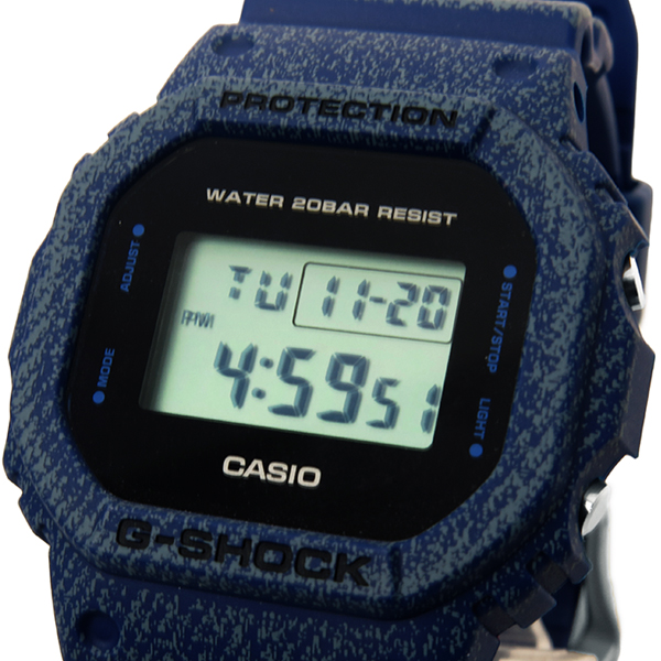 DW-5600DE-2JF/DENIM COLOR